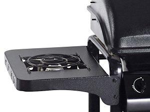 Omega 250 Side Burner