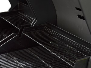 Combi warming racks