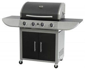 Drifter Plus 4 burner barbecue