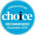 e2go Choice Recommended