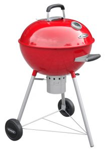 Kettle Charcoal in Red