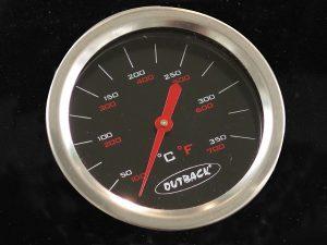 Magnum heat indicator