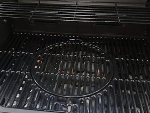 Multi cooking surface
