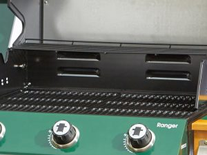 Ranger 3B cooking surface.