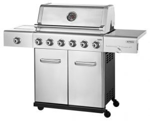 Jupiter Stainless Steel 6 Burner