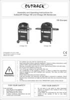 Omega 100 & 200 manuals