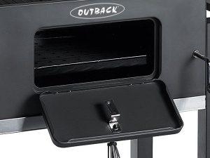 Charcoal Access Door