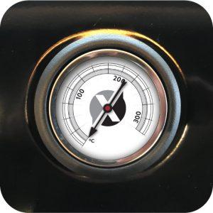 X-Grill Heat Indicator