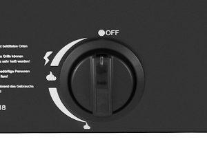 Halo control knob